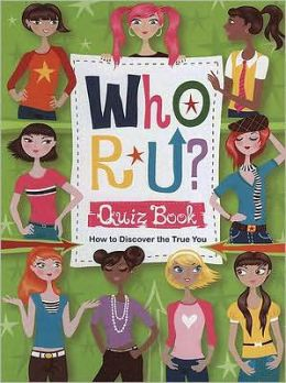 Quiz Book: Who R U?