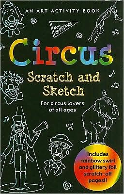 Scratch and Sketch Circus
