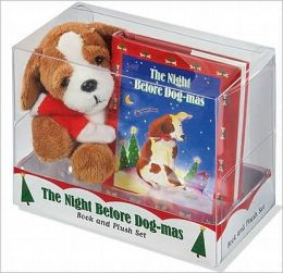 The Night Before Dog-Mas Mini Plush and Book Kit