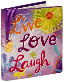 Live, Love, Laugh Little Gift Book