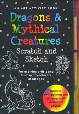 Scratch & Sketch Dragons and Mythical Creatures