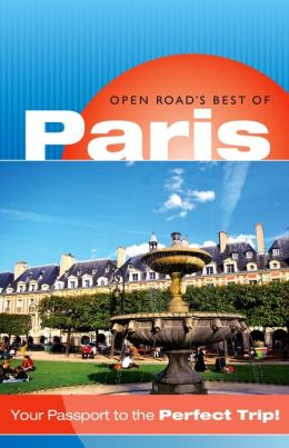 Open Road's Best of Paris 4E