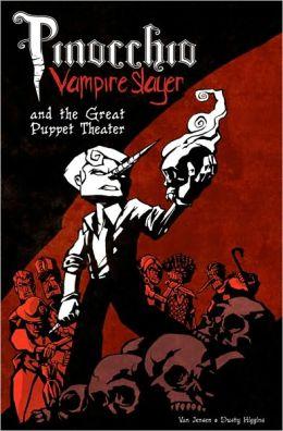 Pinocchio, Vampire Slayer, Volume 2: The Great Puppet Theatre