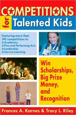 Competitions for Talented Kids: Win Scholarships, Big Prize Money, and Recognition
