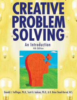 Creative Problem Solving: An Introduction, 4th Edition
