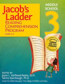 Jacob's Ladder Reading Comprehension Program Level III