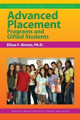 Advanced Placement Programs and Gifted Students