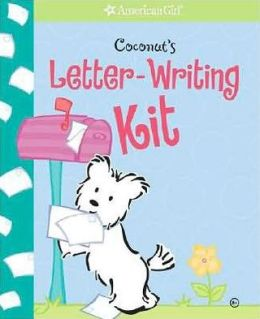Coconut's Letter Writing Kit: How to write great letters and decorate them, too!