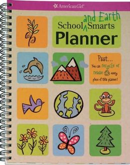School and Earth Smarts Planner
