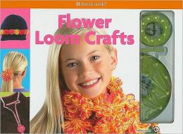Flower Loom Crafts (American Girl Do-It-Yourself Series)