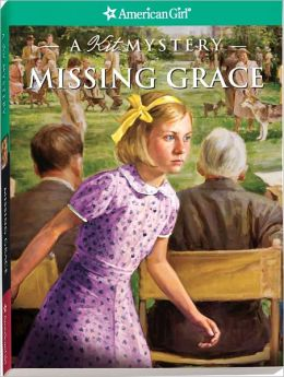 Missing Grace: A Kit Mystery (American Girl Mysteries Series)