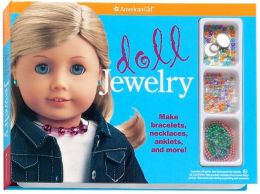 Doll Jewelry: Make Bracelets, Necklaces, Anklets, and More!