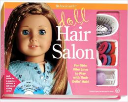 Doll Hair Salon: For Girls Who Love to Play with Their Doll's Hair