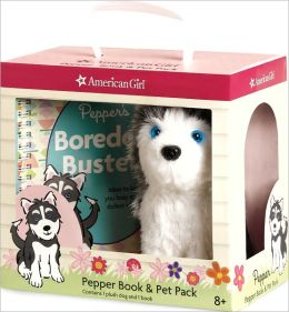 Pepper Book & Pet Package