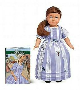 Felicity Mini Doll - 2011 Update