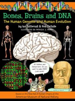 Bones, Brains and DNA: The Human Genome and Human EVolution