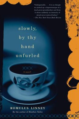Slowly, By Thy Hand Unfurled