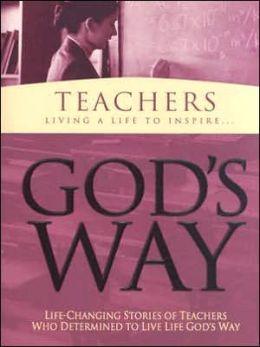 God's Ways for Teachers