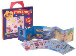 Groovy Girls Sticker Activity Tote Set of 70