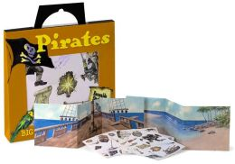 Pirates Sticker Activity Tote set of 100