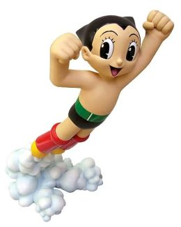 Astro Boy Statue