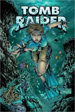 Tomb Raider Tankobon, Volume 2