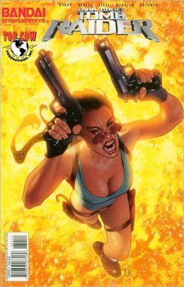 Tomb Raider Tankobon, Volume 4
