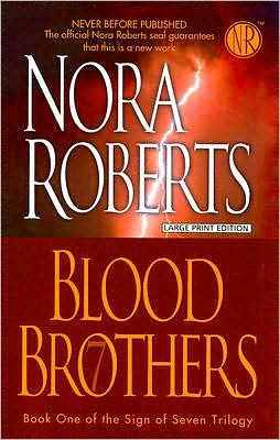 Blood Brothers (Sign of Seven Series #1)
