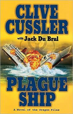 Plague Ship (Oregon Files Series #5)