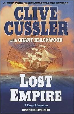 Lost Empire (Fargo Adventure Series #2)