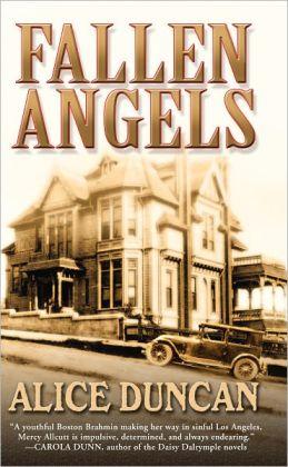 Fallen Angels (Angels Mystery Series #3)
