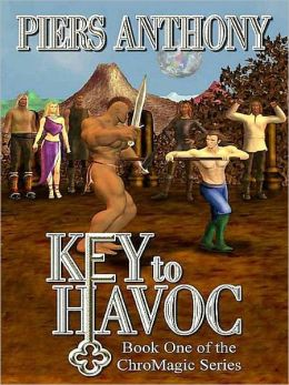 Key to Havoc [ChroMagic Series Book 1]