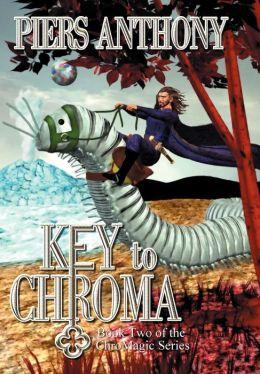 Key to Chroma (ChroMagic Series #2)