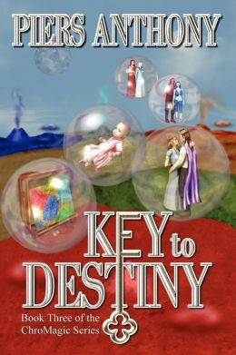 Key to Destiny (ChroMagic Series #3)