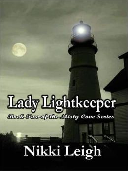 Lady Lightkeeper [Misty Cove Series Book 2]