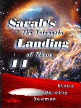 The Telepaths of Theon (Sarah's Landing Series #2)