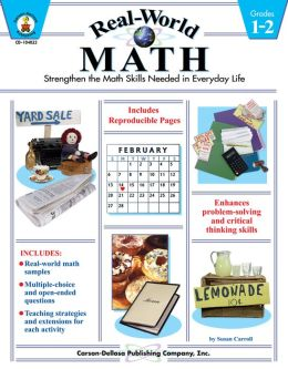 Real-World Math Grades 1-2