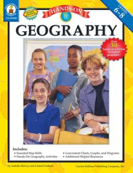 Hands-on Geography Grades 6-8