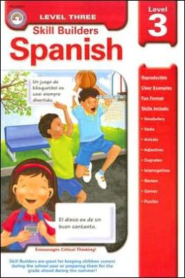 Spanish, Level 3 (Skill Builders Series)