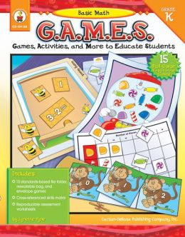 Basic Math G.A.M.E.S Grade K