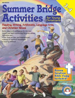 Summer Bridge Activities for Young Christians Gr 3-4
