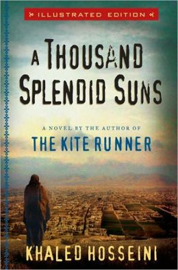 A Thousand Splendid Suns Illustrated Edition