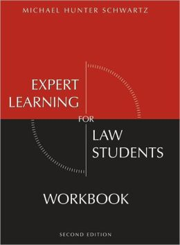 Expert Learning for Law Students Workbook