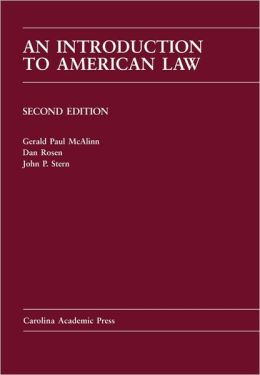 An Introduction to American Law