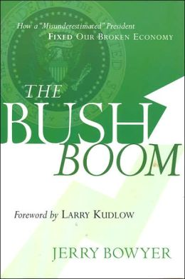 The Bush Boom: What the Data Says about Our Misunderestimated Economy