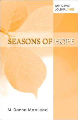 Seasons of Hope Participants Journal 3