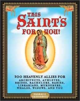 This Saint's for You!: 300 Heavenly Allies for Architects, Athletes, Brides, Bachelors, Babies, Librarians, Murderers, Whales, Widows, and You