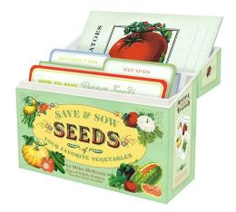 Kitchen Garden Box: Save and Grow Seeds of Your Favorite Vegetables