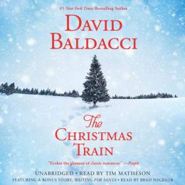 the christmas train by david baldacci 9781594830501