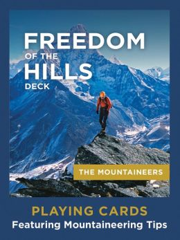 Freedom of the Hills Deck: 52 Playing Cards Mountaineers